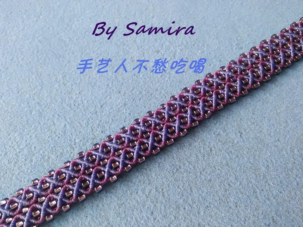 中国结论坛 气质型串珠手链 串珠 图文教程区 161733ifj4ylkflsekkze4