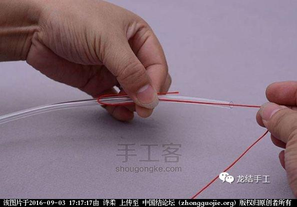 中国结论坛 绕线教程-及长绕线收尾方法教程 教程,绕线收尾方法图解,金线绕线收尾视频,编绳绕线方法图解,绕线打结方法图解 图文教程区 171151vi2kkmfzxw2nada4