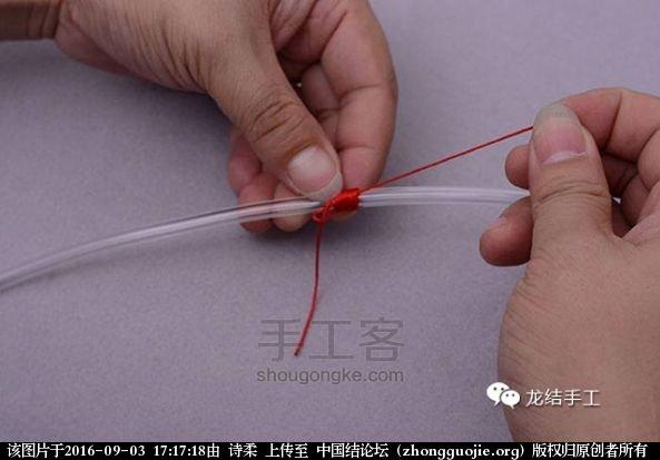 中国结论坛 绕线教程-及长绕线收尾方法教程 教程,绕线收尾方法图解,金线绕线收尾视频,编绳绕线方法图解,绕线打结方法图解 图文教程区 171152z8x885zh8chcm8pl