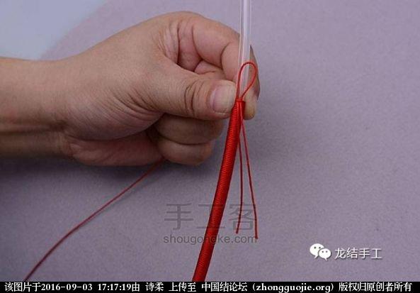 中国结论坛 绕线教程-及长绕线收尾方法教程 教程,绕线收尾方法图解,金线绕线收尾视频,编绳绕线方法图解,绕线打结方法图解 图文教程区 171158e6iri9sr6sssraoo