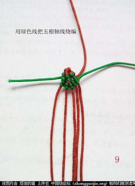 中国结论坛 蝈蝈的编法  立体绳结教程与交流区 152437urizirn6enj6m6sb
