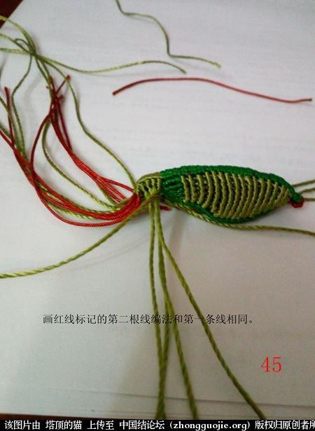 中国结论坛 蝈蝈的编法  立体绳结教程与交流区 155432lwnmmxbaz56i6x2c
