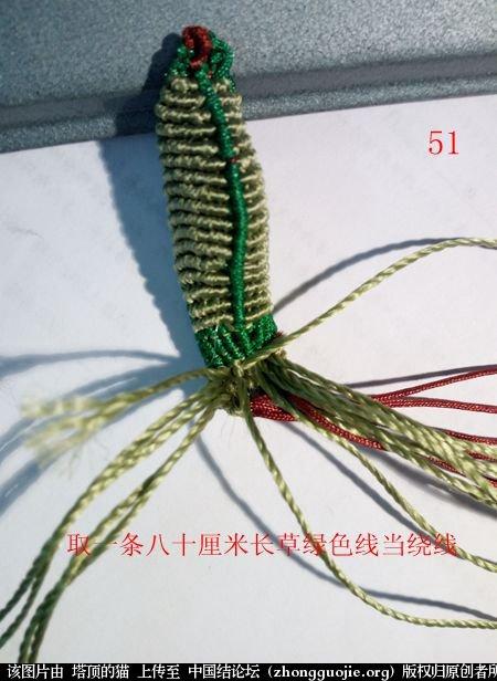 中国结论坛 蝈蝈的编法  立体绳结教程与交流区 155723qhzf4hb7m541hzrr