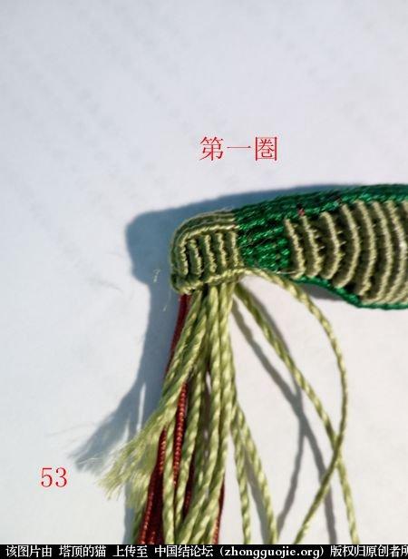 中国结论坛 蝈蝈的编法  立体绳结教程与交流区 155813dridz8initr1ti0i