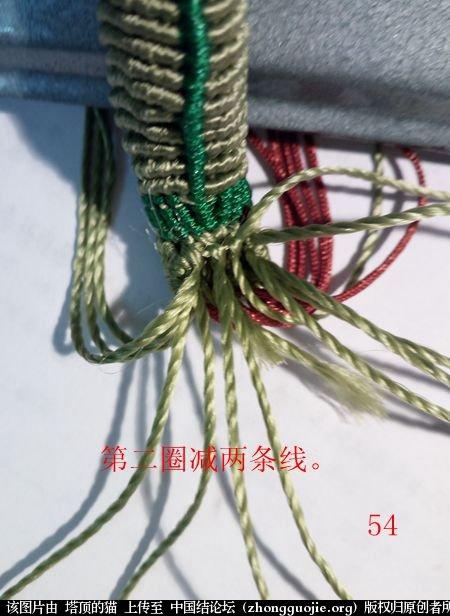 中国结论坛 蝈蝈的编法  立体绳结教程与交流区 155840cbs1pfcbnbsdonno