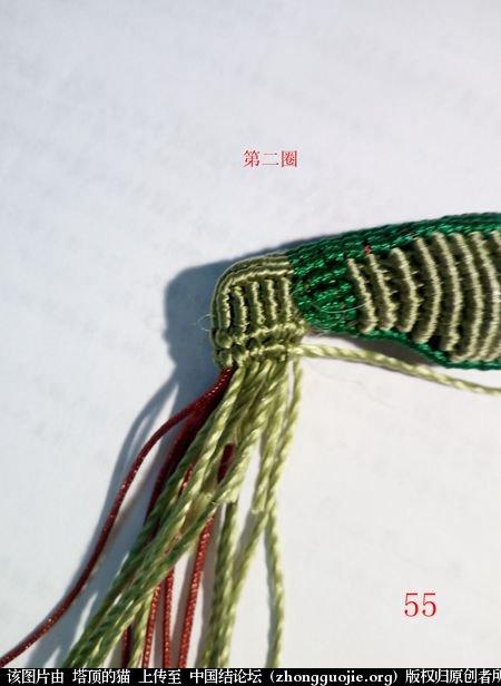 中国结论坛 蝈蝈的编法  立体绳结教程与交流区 155903uto3xjt9fa97gxp2