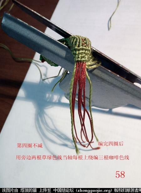 中国结论坛 蝈蝈的编法  立体绳结教程与交流区 160017vgymdk68z1muyzs8
