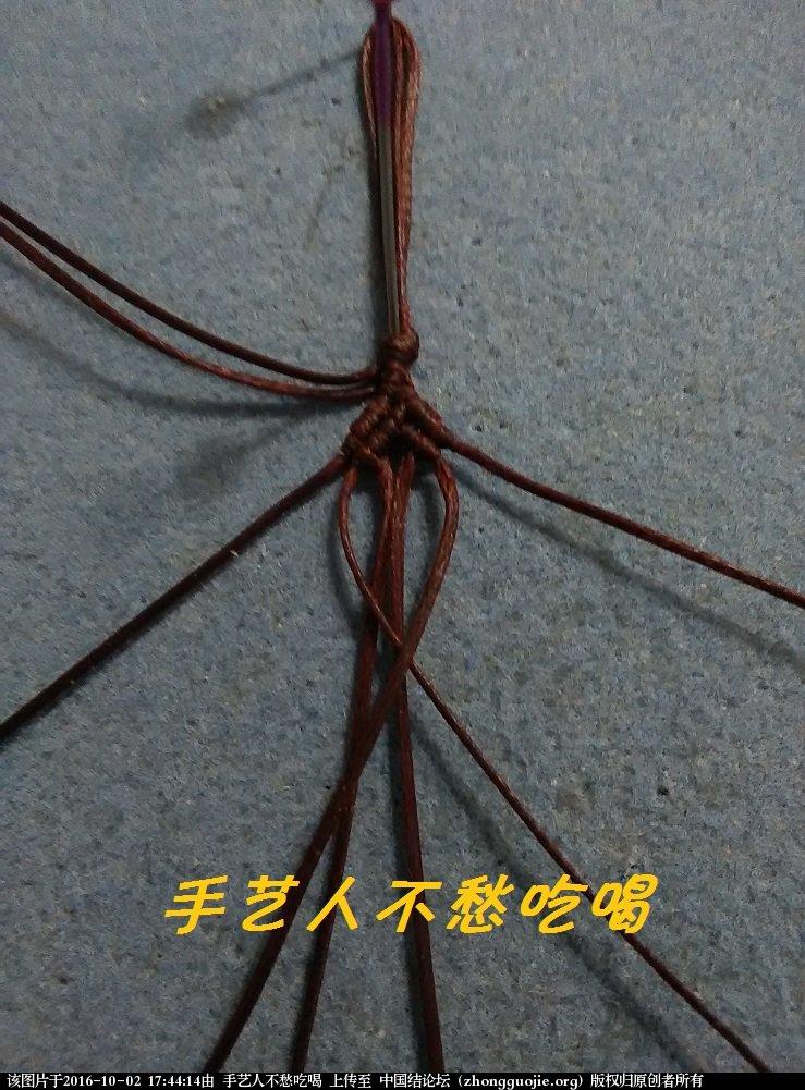 中国结论坛 双面同花印度玛瑙车挂  图文教程区 174009n2jia7i3a3ibiji9