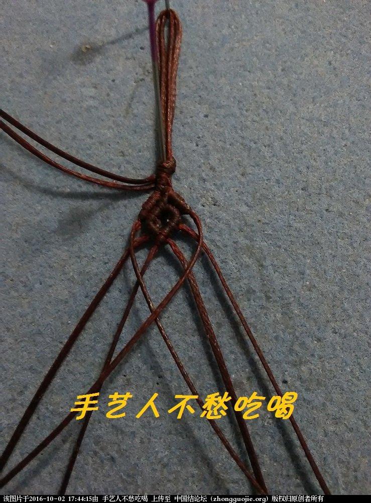 中国结论坛 双面同花印度玛瑙车挂  图文教程区 174012bjb7yt92a0a0ese5