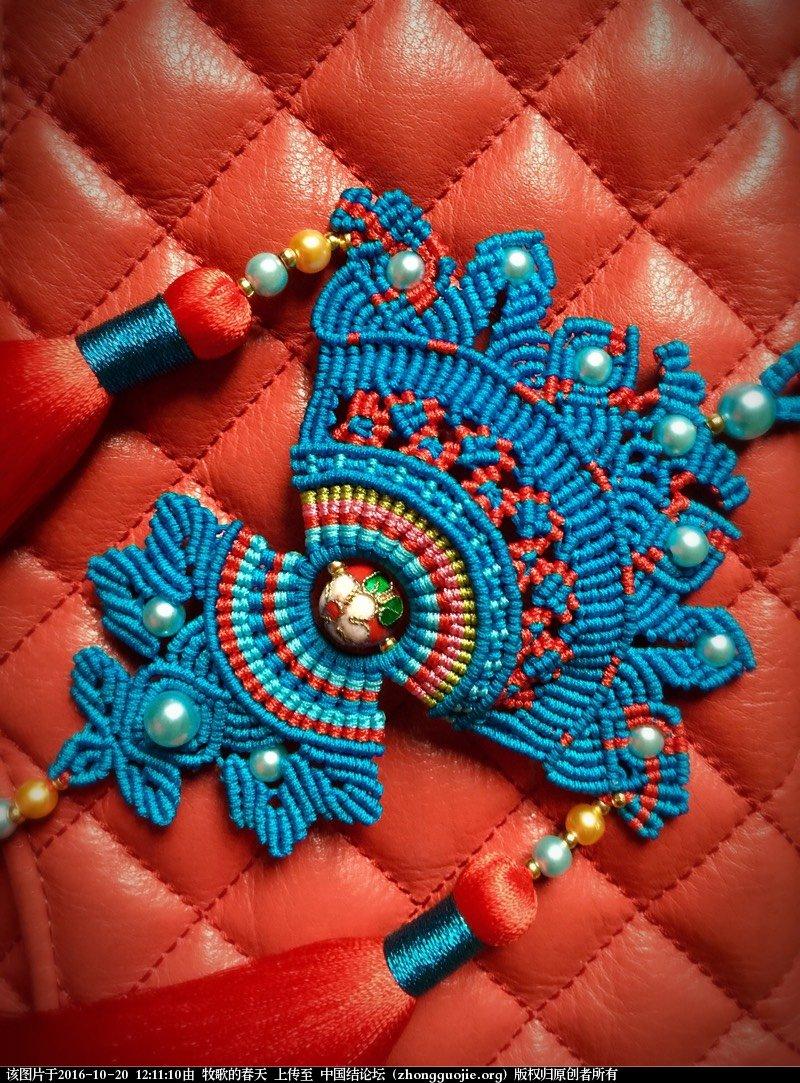 中国结论坛 凤冠花嫁之蓝锦雀  作品展示 121110wgvt6x6xh1st380z