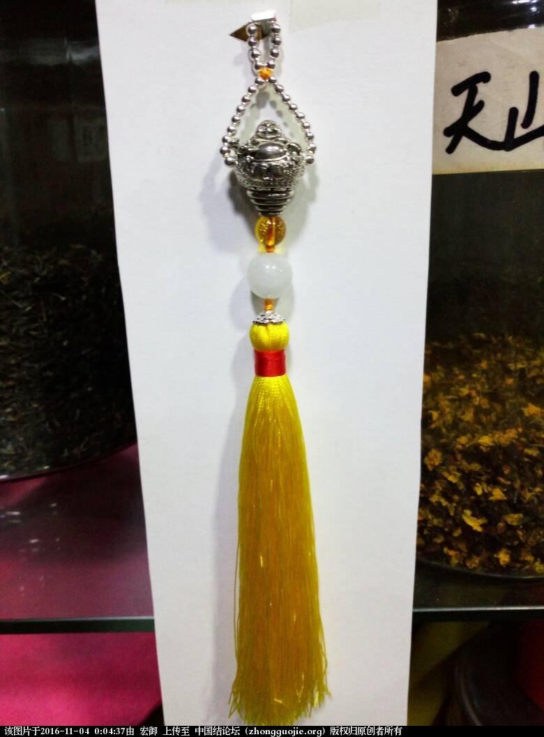 中国结论坛 《流苏》集和 大集上的流苏老桩,流苏制作 作品展示 000437abq4hbmiqqmq92a0