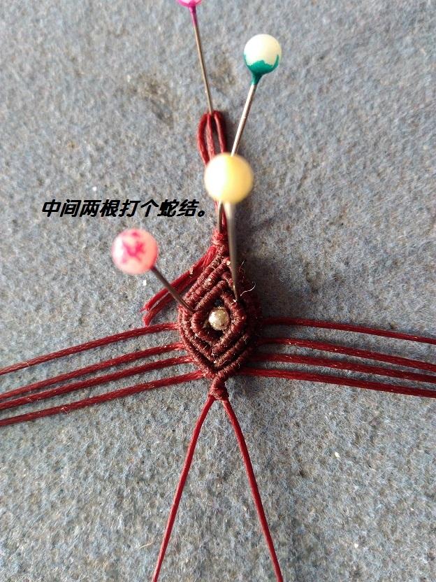 中国结论坛 姊妹花流苏耳环教程  图文教程区 154130vlbbxgf1uyi31xna