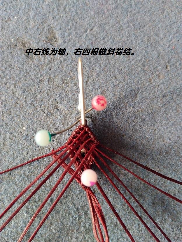中国结论坛 姊妹花流苏耳环教程  图文教程区 154132yphkxlckketpczhh
