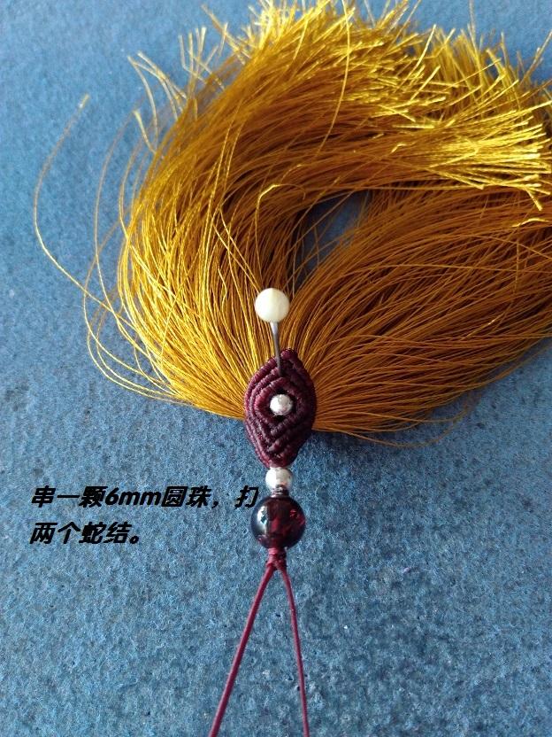 中国结论坛 姊妹花流苏耳环教程  图文教程区 154144joewdq5eq56joq6s
