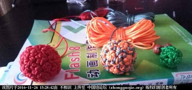 中国结论坛 冰花球 感谢老师 冰花结(华瑶结)的教程与讨论区 152210ai7i600h010sj70s