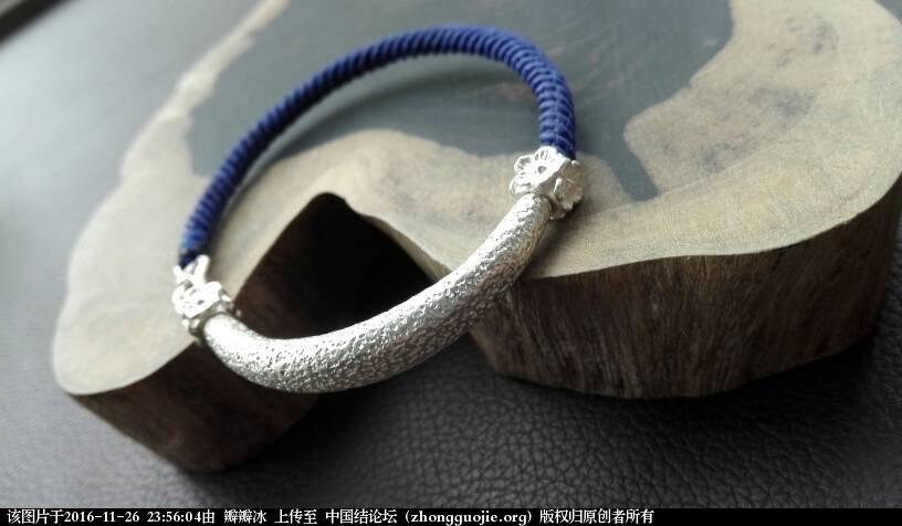 中国结论坛 泰国蜡线手绳  作品展示 235604a8fbq6686zb1q2k3