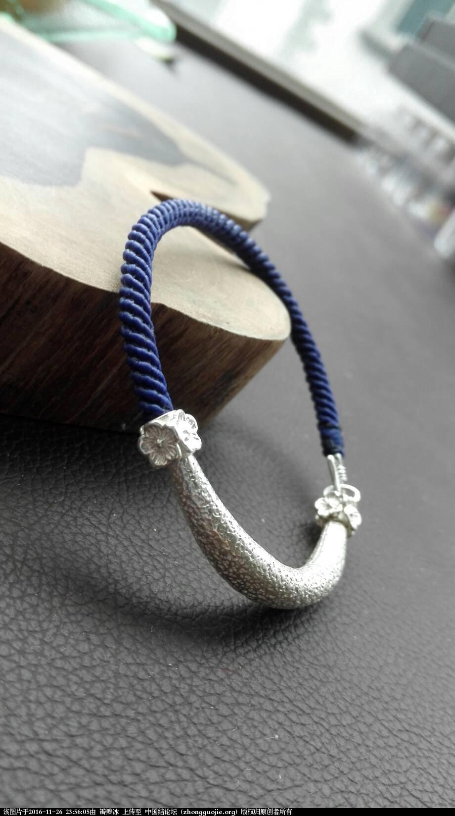 中国结论坛 泰国蜡线手绳  作品展示 235605j2t2u3lzv2lsma3s