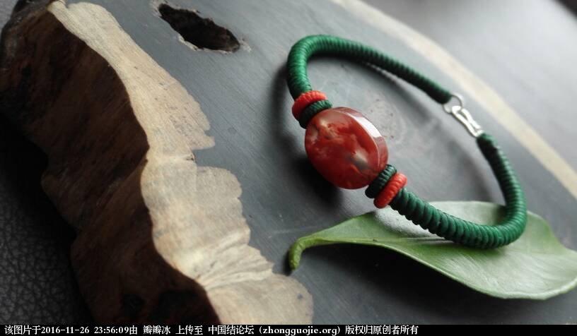 中国结论坛 泰国蜡线手绳  作品展示 235609chnhttqt4tzwc998