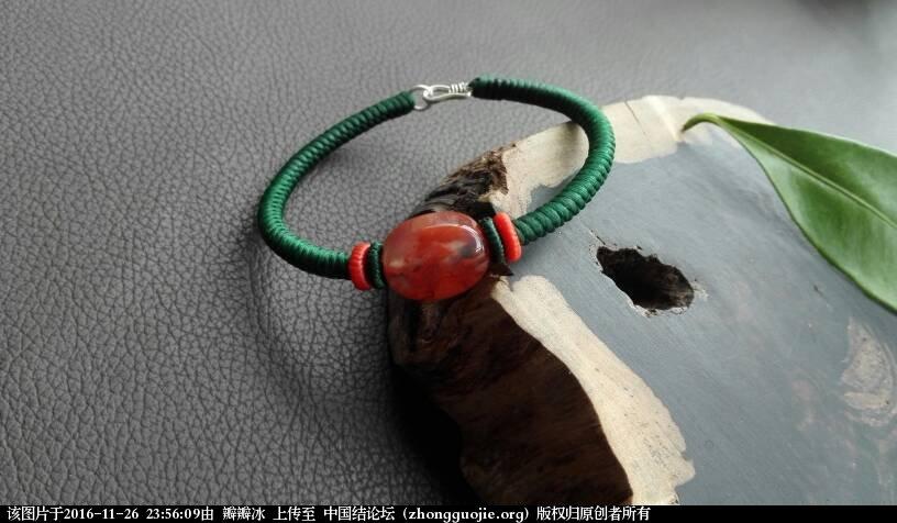 中国结论坛 泰国蜡线手绳  作品展示 235609hyls4wpz6xw7wszw