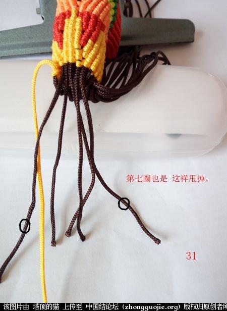 中国结论坛 宝鸡报晓希望 做广告,宝鸡 立体绳结教程与交流区 231033b9khe9muyiaz877i