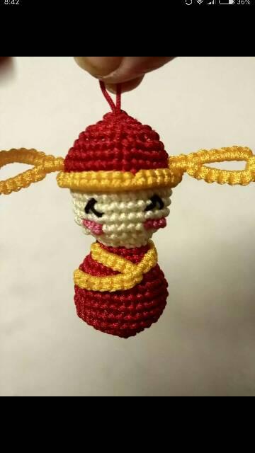 中国结论坛 也仿了一个小财神 小财神,小财神酒 作品展示 084303mvge0wu0wewg0hy9