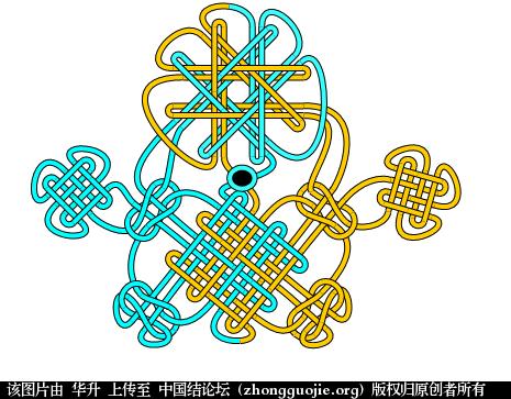 中国结论坛 新设计的小挂饰  走线图教程【简图专区】 210234tc1r54c4ifl86mnr