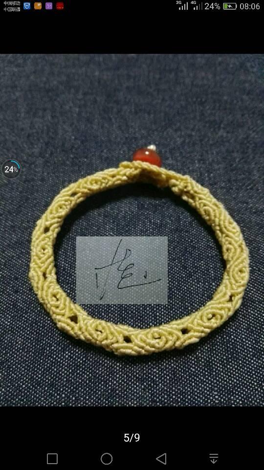 中国结论坛 立体手绳……镂空手绳……  作品展示 081636yy54rr254rdj41r1