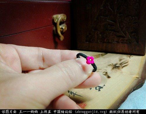 中国结论坛 桃花戒指  作品展示 223843ib4mayuybw4uy3zy