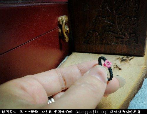 中国结论坛 桃花戒指  作品展示 080331mxn1lpgnvz3nxxn1