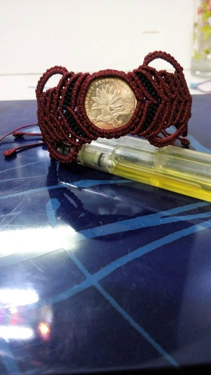 中国结论坛 硬币手链  作品展示 224925rc16vpandvj6osdm