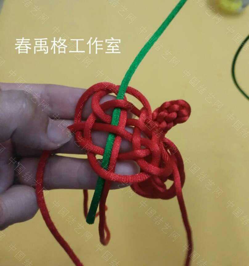 中国结论坛   立体绳结教程与交流区 074427es2o2yfkslc2z52b