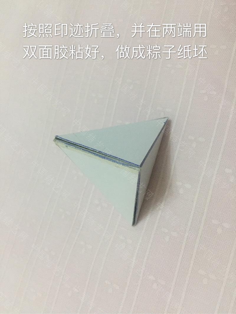 中国结论坛 彩线绕线中国结粽子教程  图文教程区 082623xa0ap0s3z1aepee1