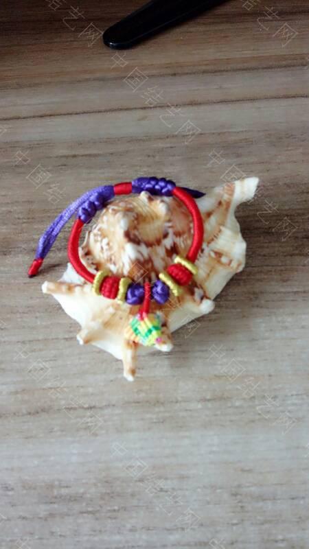 中国结论坛 快到端午节了,给宝贝们编了几条五彩手绳带,保佑孩子们平安  作品展示 173343xopbdlnt8y1rba3z