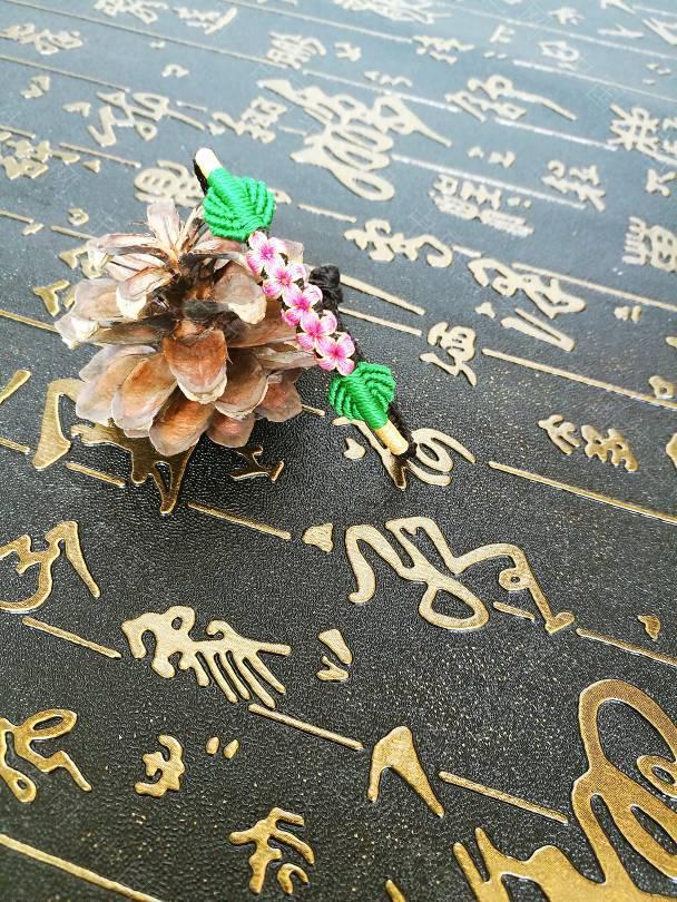 中国结论坛 桃花那么美怎能少了叶子呢?  作品展示 142049iytyydbomg663bwt
