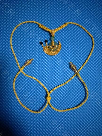 中国结论坛 锁骨项链蜗牛 锁骨,项链,蜗牛 作品展示 123802lu1jf0zbhc9i2b6d