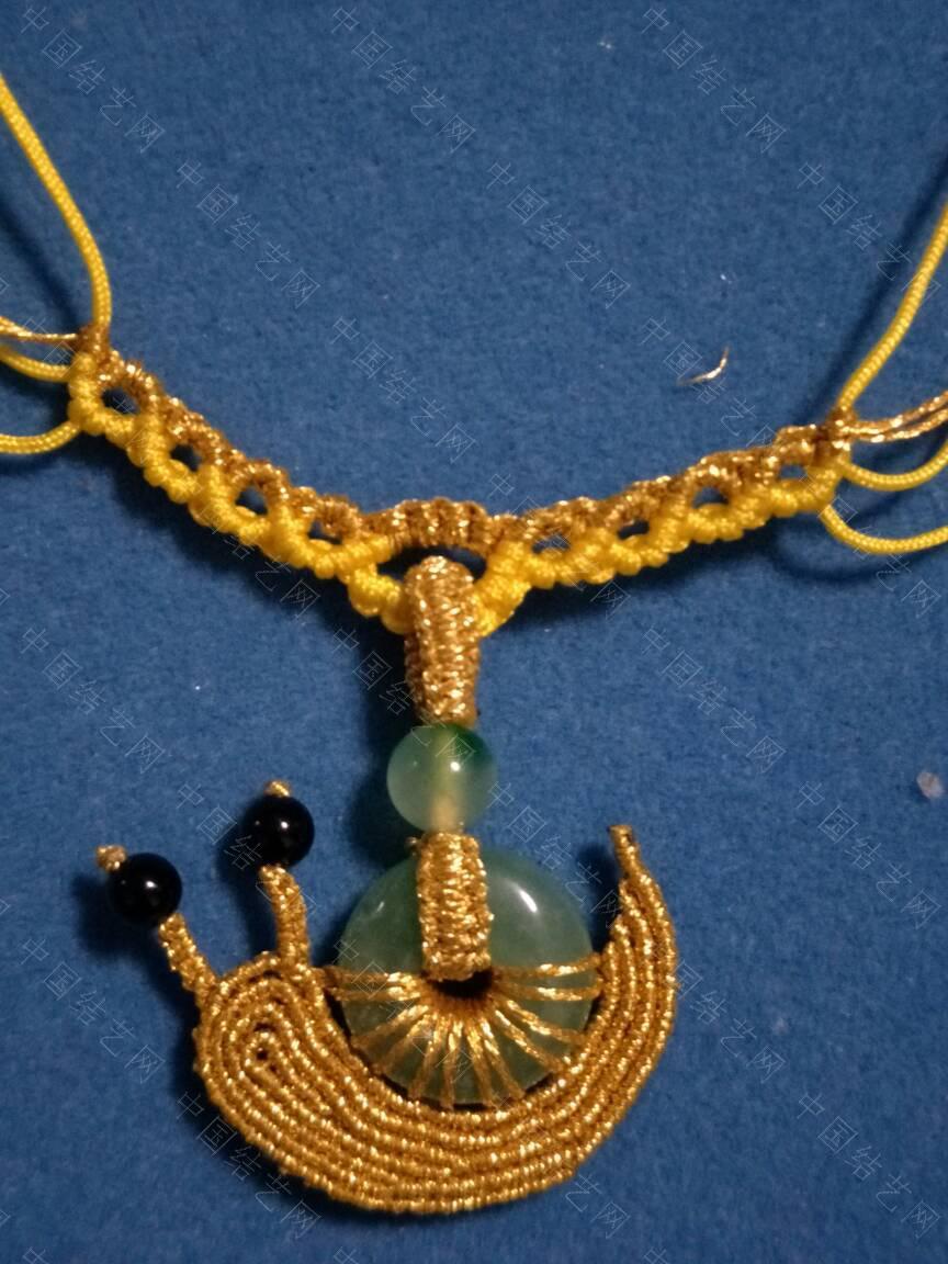 中国结论坛 锁骨项链蜗牛 锁骨,项链,蜗牛 作品展示 123803mdvmq83z7mm83182