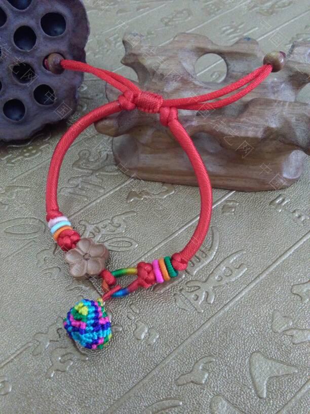 中国结论坛 五彩绳 五彩绳不带了怎么处理,带五彩绳的禁忌,戴五色线的禁忌,五彩绳可以随意戴吗 作品展示 235328s4cered8rw4dddru