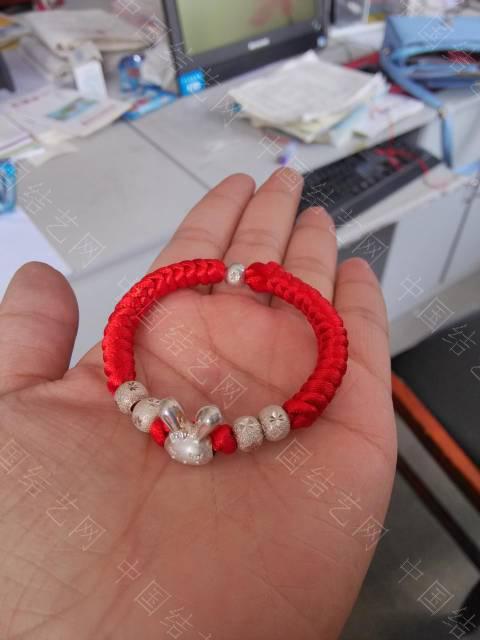 中国结论坛 晒几个手链~ 手链 作品展示 085619l2nhcibkoncnodb7