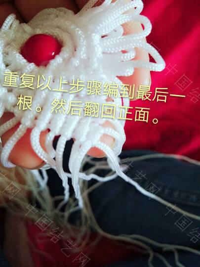 中国结论坛 皱菊手链。菊花残……  图文教程区 164319s618v7p9t0goy0vo