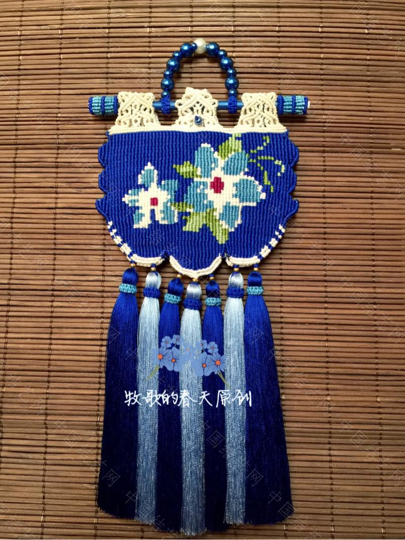 中国结论坛 原创双面荷包挂饰 幽蓝识香  作品展示 120634nds7ewdxxsw2e799