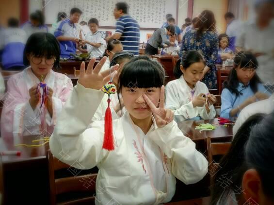 中国结论坛 浓情满端午 香粽送亲人  中国结文化 135321kapr6bew0zg0vv4x