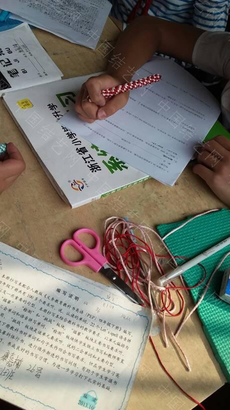 中国结论坛 玉米结做笔  结艺网各地联谊会 165307z6u7u7a917n5tf5u