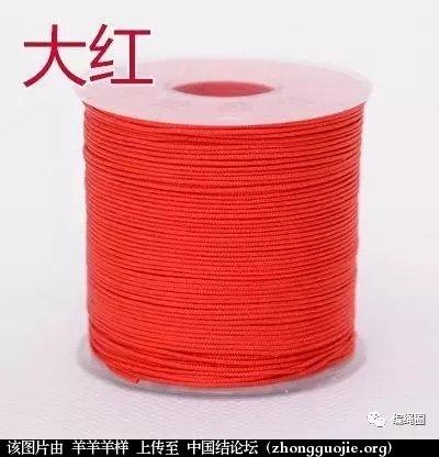 中国结论坛 中国结线材分类 中国 结艺交流 161150zlybd0til966lj39