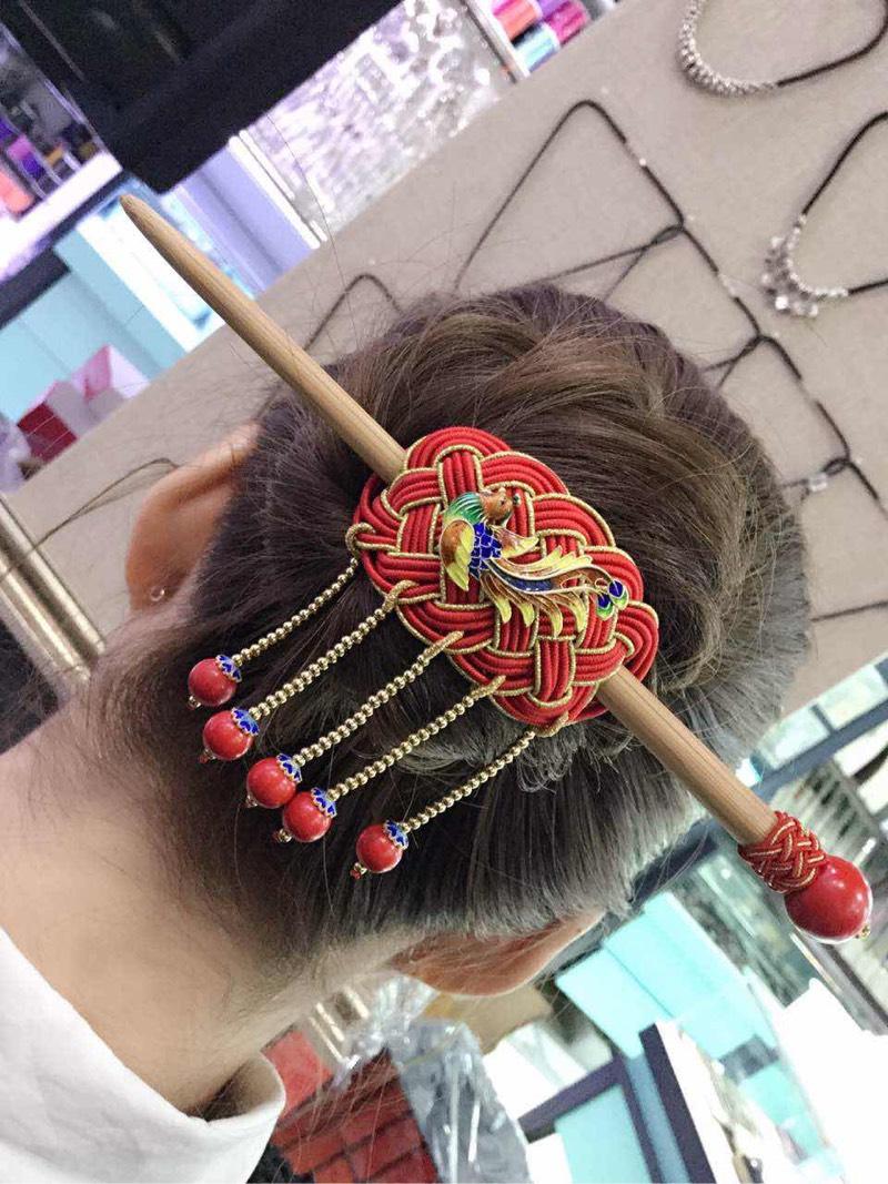 中国结论坛 喜欢结艺的人  作品展示 162855e9557c1xm56j6175