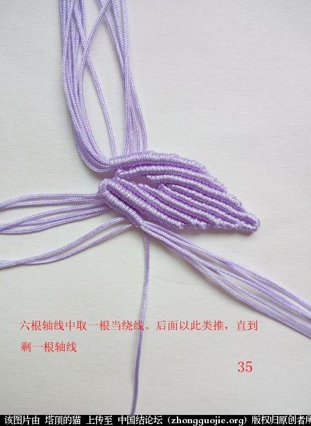 中国结论坛 百合花胸针 百合花 立体绳结教程与交流区 171522pb1va1eo0ss4y803