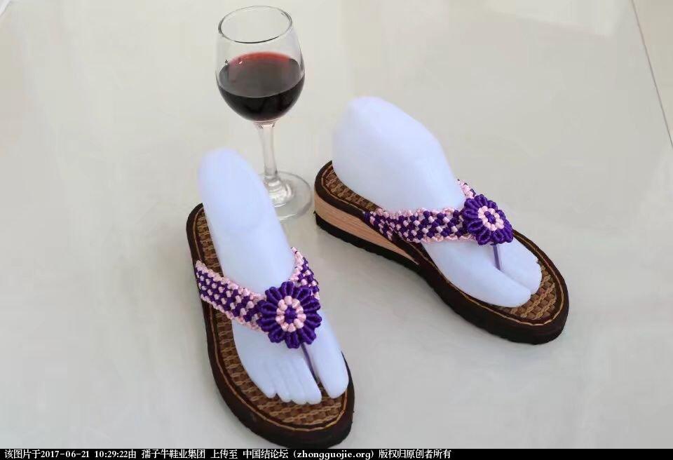 中国结论坛 孺子牛夏款凉鞋 手工DIY 孺子牛,凉鞋,手工 作品展示 102915l2dtwged5tzdwgf0