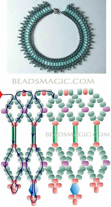 中国结论坛 米珠项链  串珠其他手工资料分享 212140yg7c5wzfc57ygygg