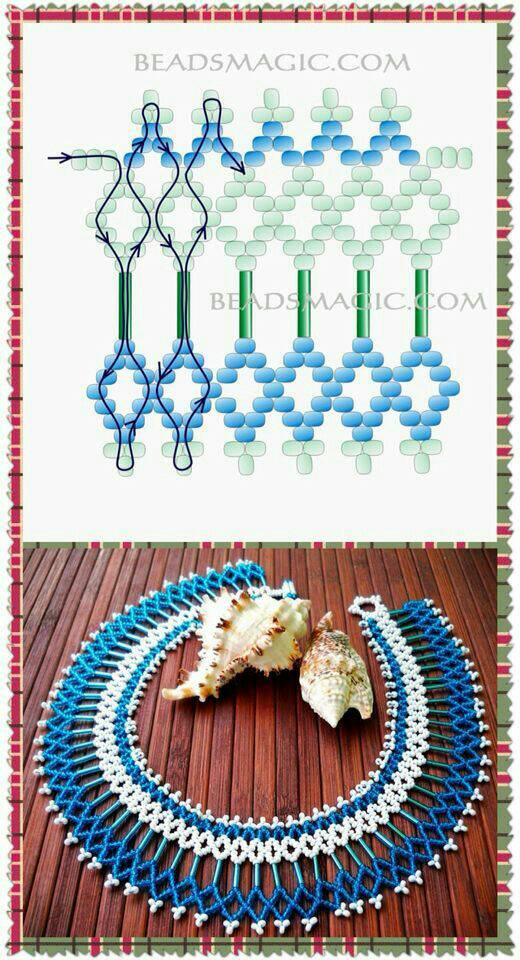 中国结论坛 米珠项链  串珠其他手工资料分享 212141rqcqfndfq24qmdnf