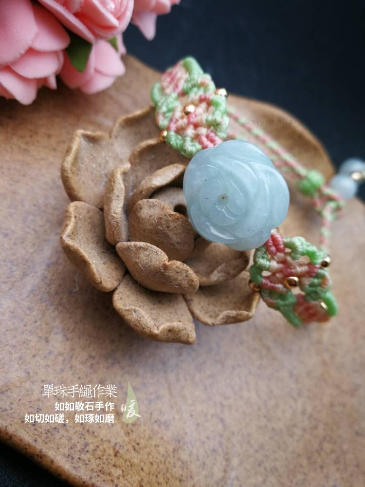 中国结论坛 单珠幸运手绳  作品展示 210958d46810tevk8uuz1v