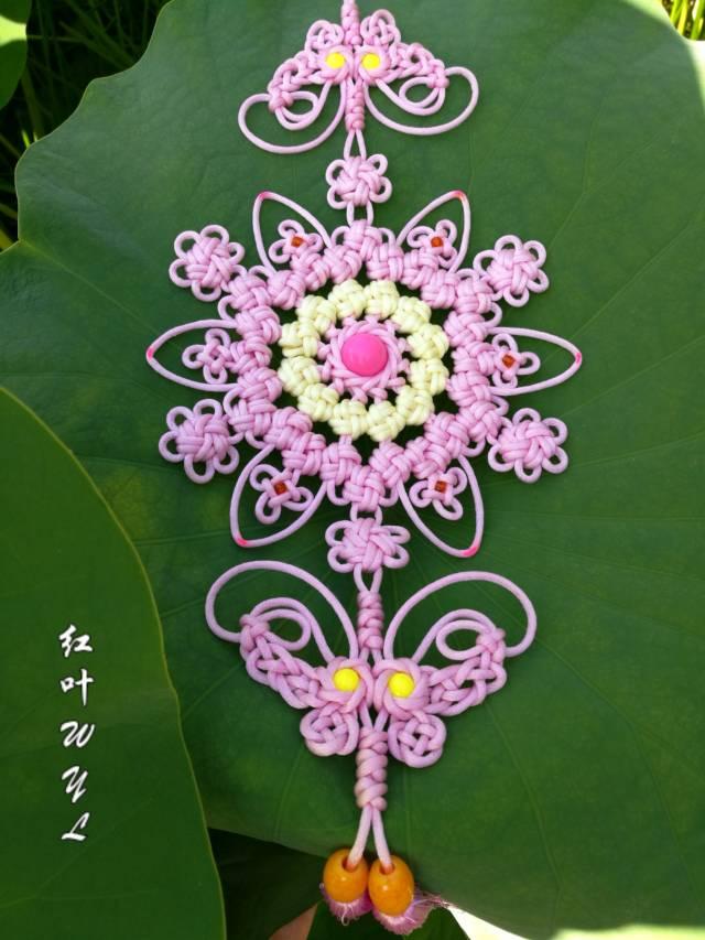中国结论坛 仿霸王花老师的花仙子  作品展示 124822q955m6ka9atjo565